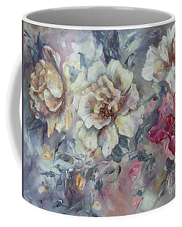 Roses From A Friend Coffee Mug