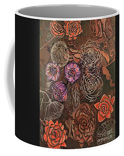 Roses In Time Coffee Mug