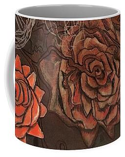 Roses In Time Coffee Mug