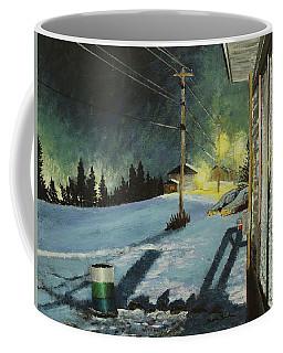 Roses Lane Coffee Mug
