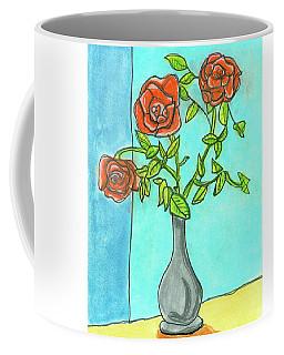 Roses R Red Coffee Mug
