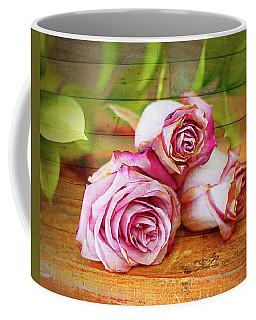 Roses Three Coffee Mug