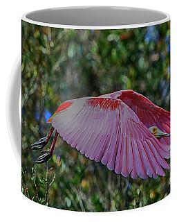 Coffee Mug featuring the photograph Rosetta Beauty by Deborah Benoit