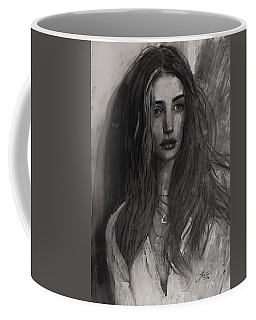 Rosie Huntington-whiteley Coffee Mug