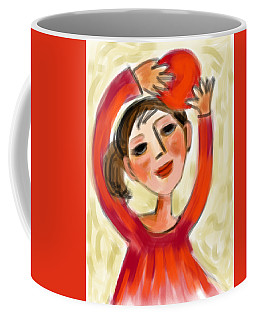 Rosie Red  Coffee Mug