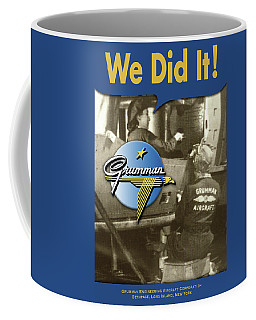 Rosie The Riveter Coffee Mug