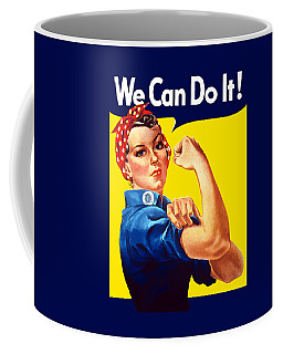 Rosie The Rivetor Coffee Mug
