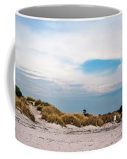 Rosignano Beach Coffee Mug