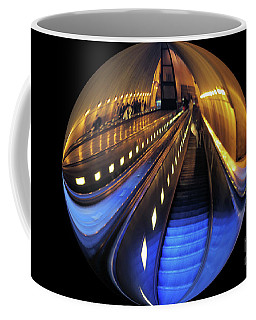 Rosslyn Metro Station Coffee Mug