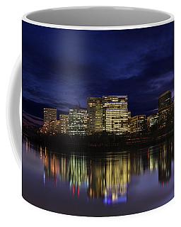 Rosslyn Skyline Coffee Mug