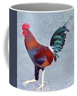 Roster In Costa Rica Coffee Mug