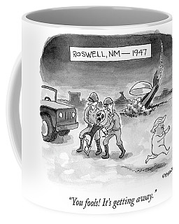Roswell Nm 1947 Coffee Mug