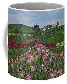 Walking In Paradise Coffee Mug