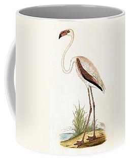 Rosy Flamingo Coffee Mug