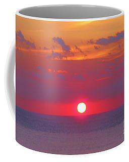 Rosy Sunrise Coffee Mug