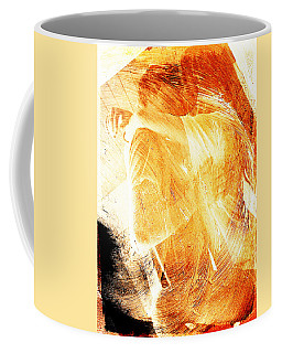 Rotational Embrace Coffee Mug by Andrea Barbieri