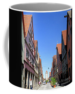 Rothenburg 10 Coffee Mug by Randall Weidner