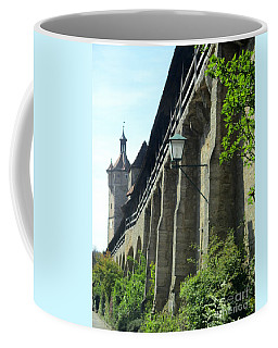 Rothenburg 11 Coffee Mug by Randall Weidner