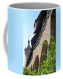 Rothenburg 12 Coffee Mug by Randall Weidner