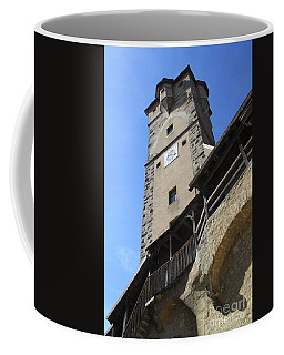 Rothenburg 13 Coffee Mug by Randall Weidner