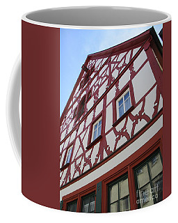 Rothenburg 14 Coffee Mug by Randall Weidner