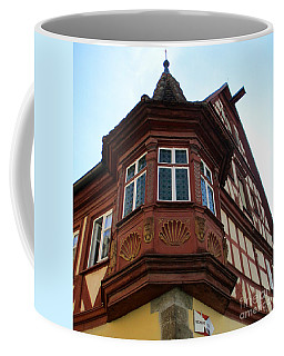 Rothenburg 15 Coffee Mug by Randall Weidner