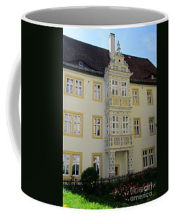 Rothenburg 17 Coffee Mug by Randall Weidner