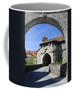 Rothenburg 2 Coffee Mug by Randall Weidner