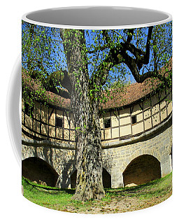 Rothenburg 3 Coffee Mug by Randall Weidner