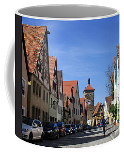 Rothenburg 5 Coffee Mug by Randall Weidner