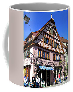 Rothenburg 9 Coffee Mug by Randall Weidner