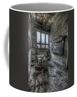 Rotten Office Coffee Mug by Nathan Wright