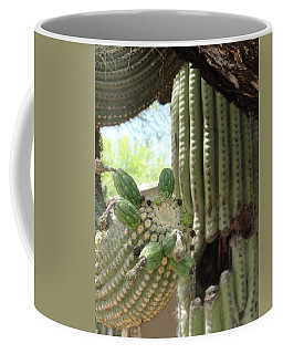 This Cactus Is Rotten To The Core Coffee Mug