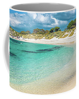 Rottnest Island Beach Coffee Mug