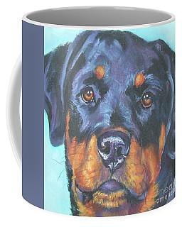 Rottweiler Teen Doggie Coffee Mug