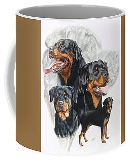 Rottweiler Medley Coffee Mug
