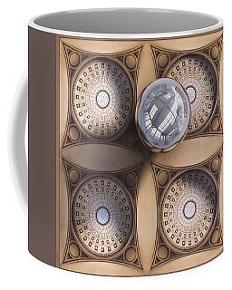 Rotunda 4 Ways Coffee Mug
