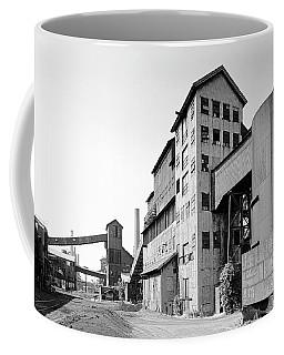 Rouge Steel Mill Michigan Coffee Mug