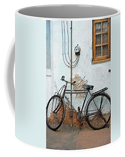 Rough Bike Coffee Mug