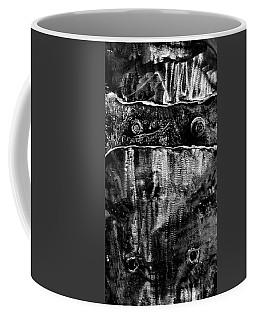 Rough Cut Coffee Mug