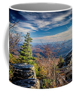 Rough Ridge View Coffee Mug