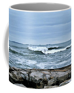 Rough Seas 2 Coffee Mug