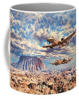 Rough Terrain Coffee Mug