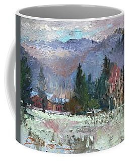 Rough Winter  Coffee Mug