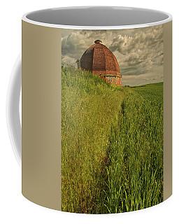 Round Barn Coffee Mug