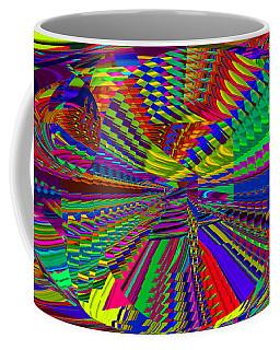 Round C Coffee Mug