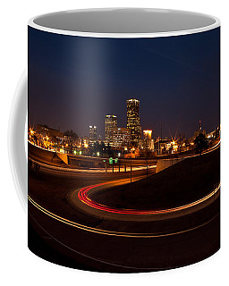 Round The Bend Coffee Mug