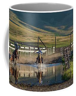 Round Up Coffee Mug
