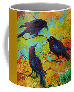 Roundtable Discussion - Crows Coffee Mug
