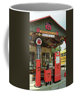 Route 66 - Shea's Gas Station Coffee Mug